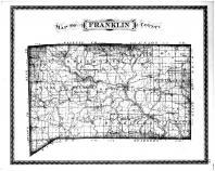 Franklin County Map, Franklin County 1882 Microfilm